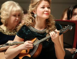 All-Russian musical competition. The Winners' Gala Tchaikovsky Concert Hall, Moscow