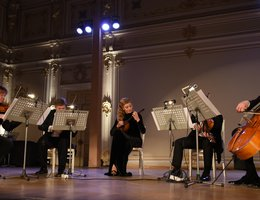 The international competition of ensembles «National collection» was held in St. Petersburg